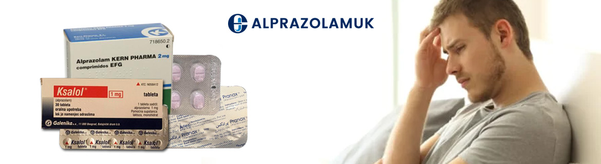 Purchase Alprazolam Today for Anxiety Treatment